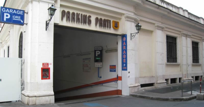 Parcheggio Roma Prati
