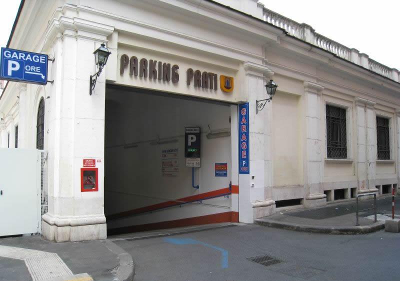 Parking Prati