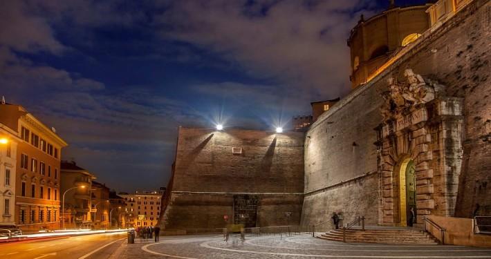 Musei vaticani, roma centro