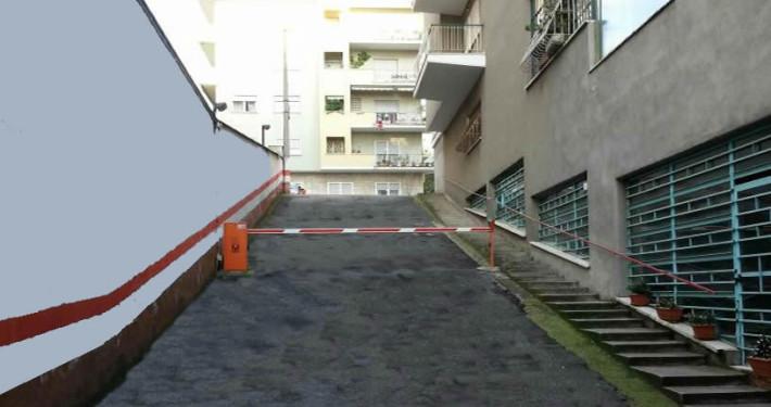 parking balduina