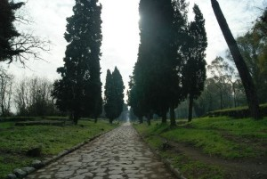Ancient Roman Roads Via Appia