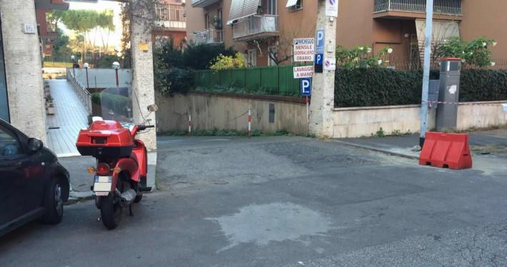Parking Portuense